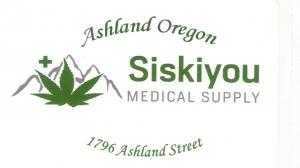 Siskiyou Medical Supply