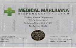 Healing Green Dispensary