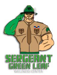 Sergeant Green Leaf Wellness Cente